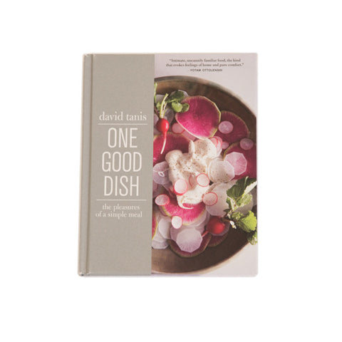 """One Good Dish"" By David Tanis"