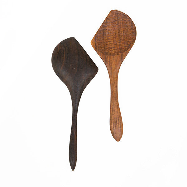 Hand-Carved Scrambled Eggs Spatula