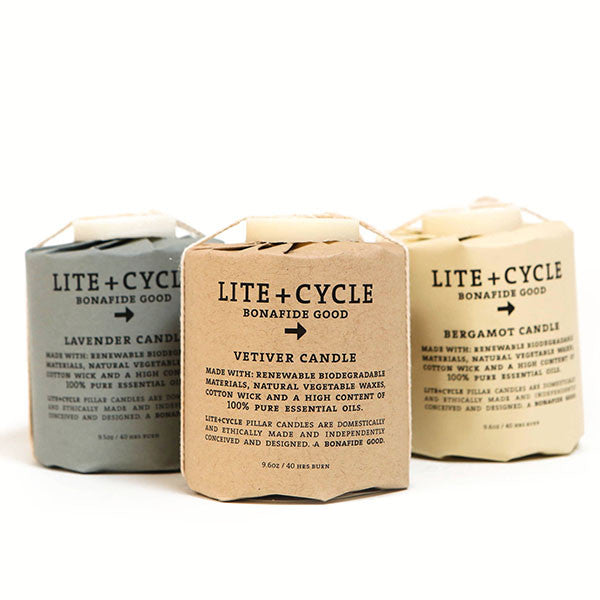 Lite + Cycle Candles