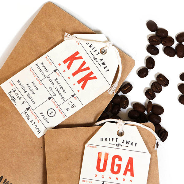 Driftaway Coffee Tasting Kit
