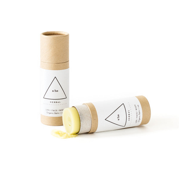 Herbal Lip/Face/Body Balm