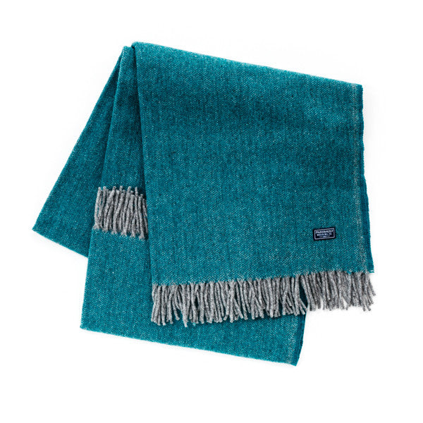 Ashby Twill Throw Blanket - Spruce