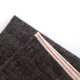 The Hill-Side Tie - Black Selvedge Chambray