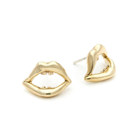 Mouth Earring Studs - Odette, NY X BDB