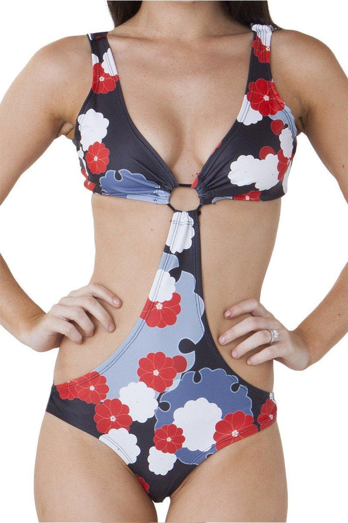 Blossom Ring Swimsuit