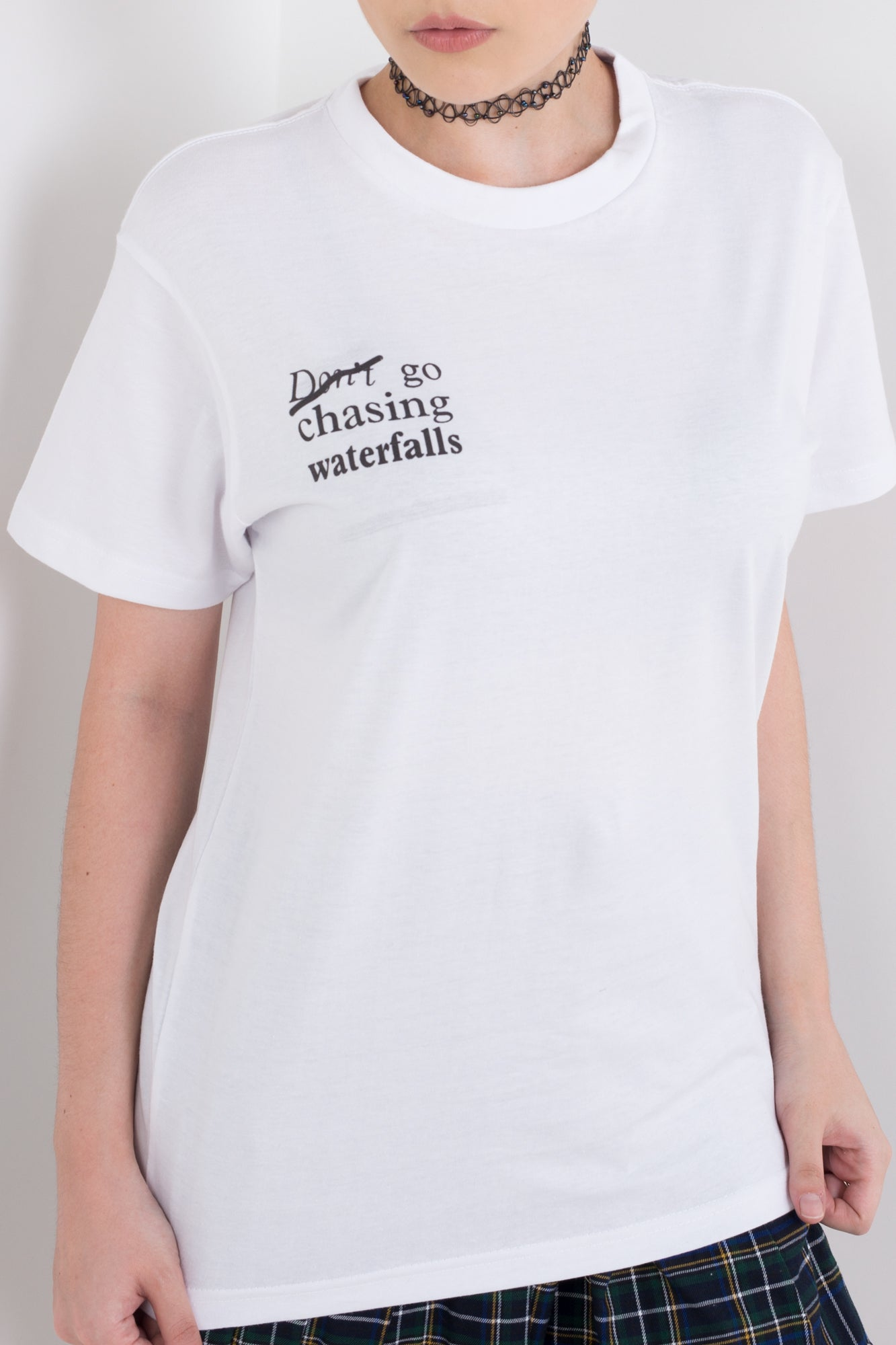 Go Chasing Waterfalls Tee