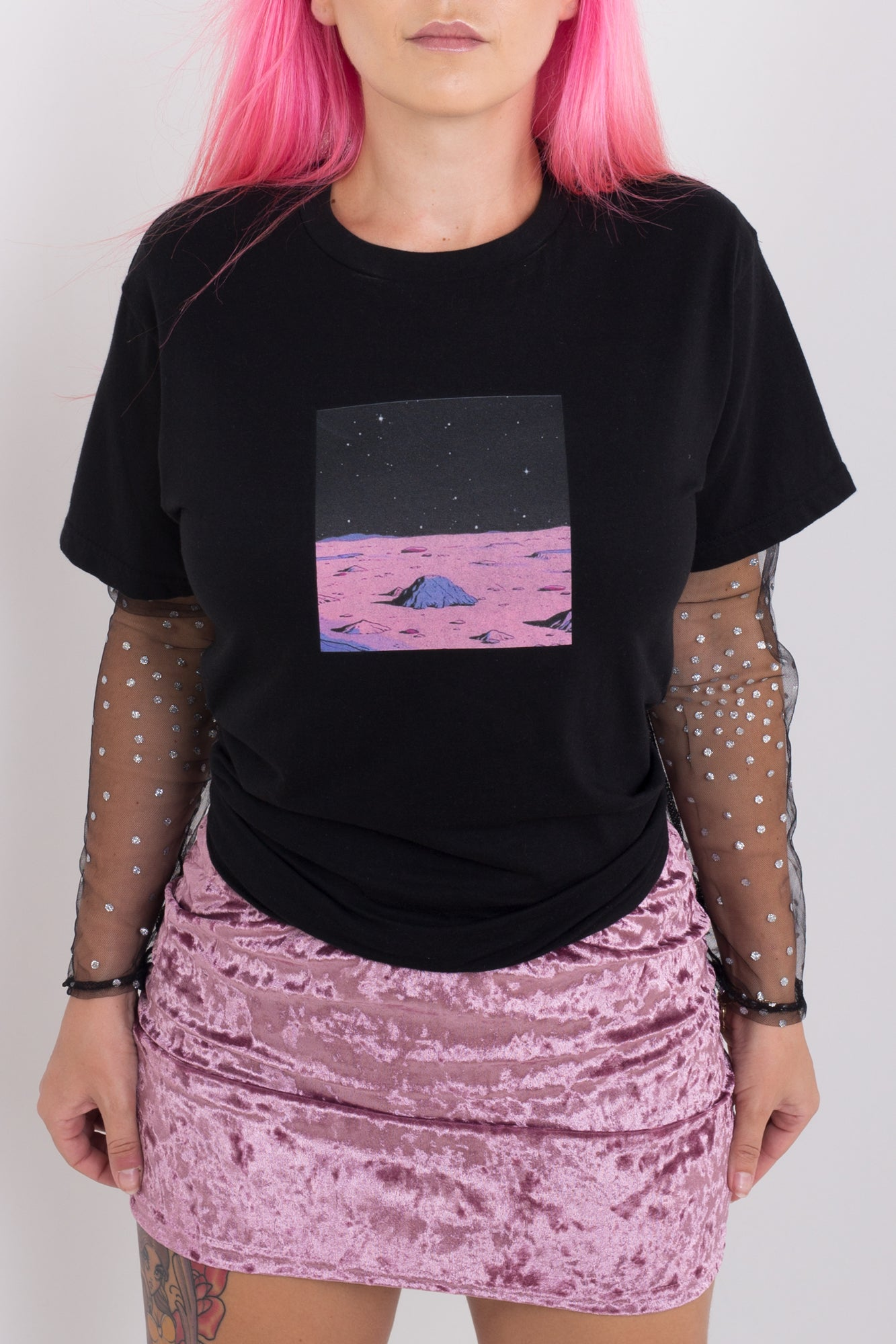 Looking To The Stars Tee