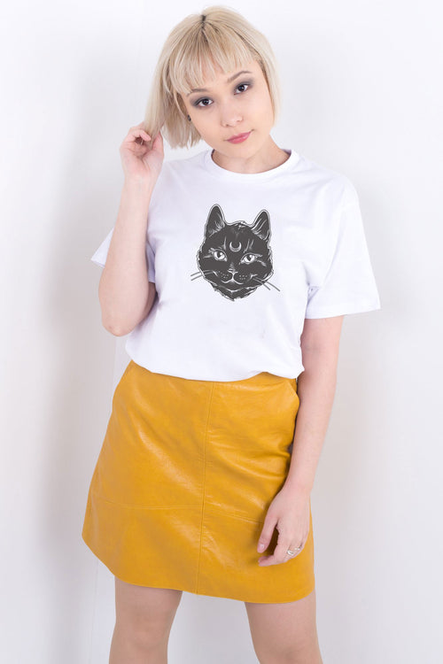 The Black Cat Tee