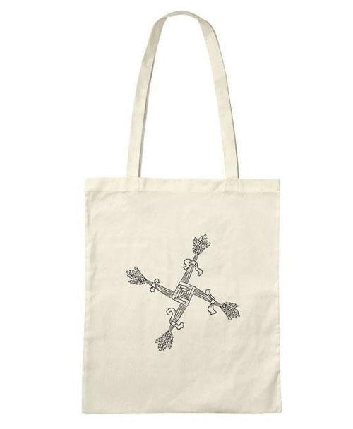 Brigid's Cross Tote Bag -LIMITED