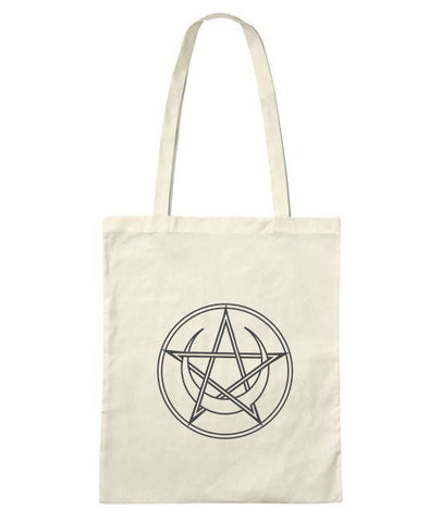Book Of Spells Tote Bag -LIMITED – Living Dead Clothing