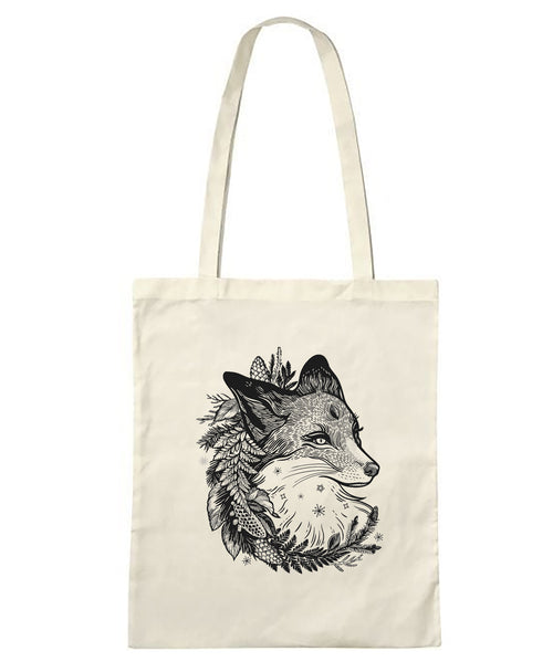 Beautiful Fox Tote Bag -LIMITED
