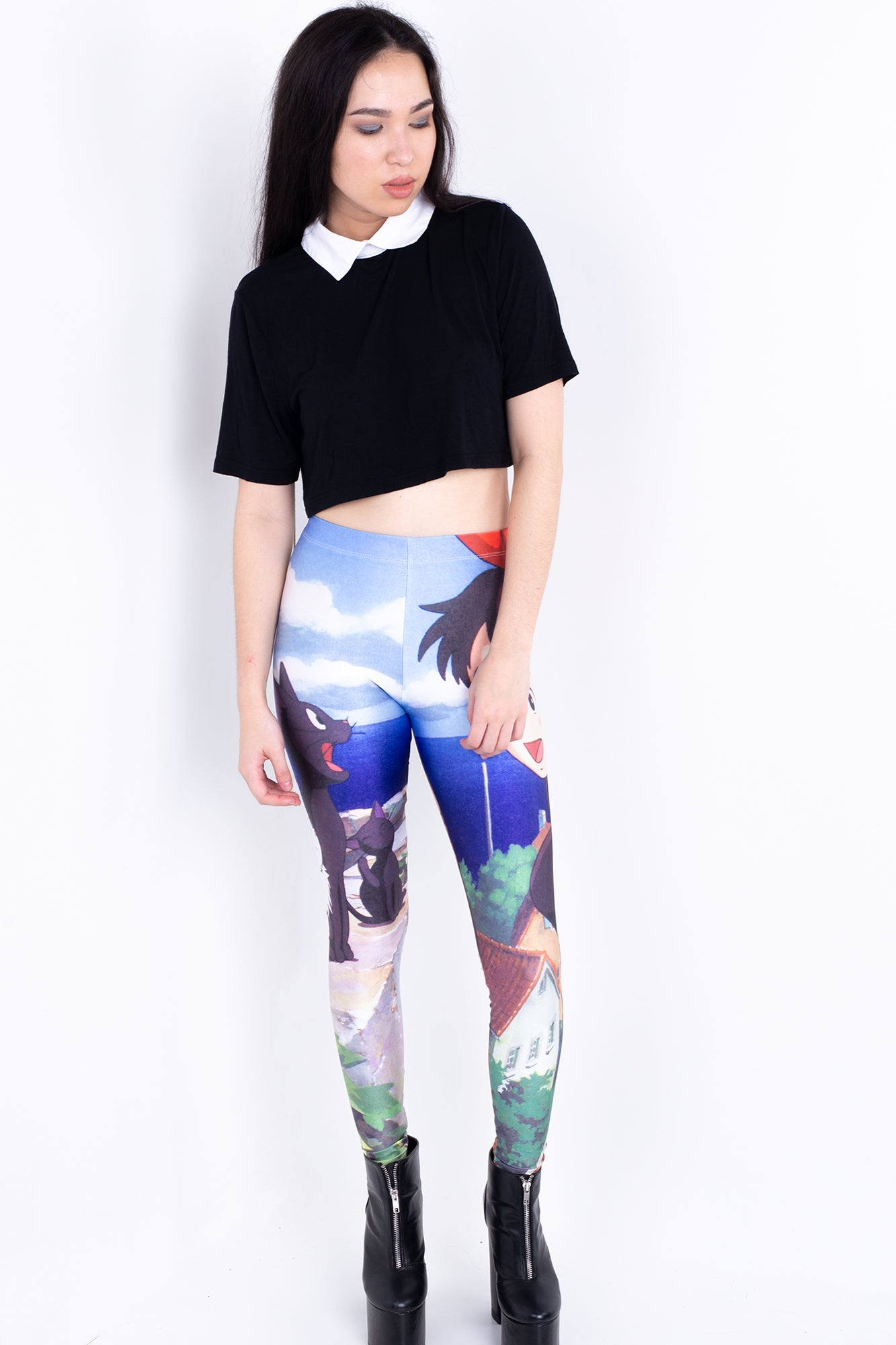 Kiki's Delivery Service Leggings