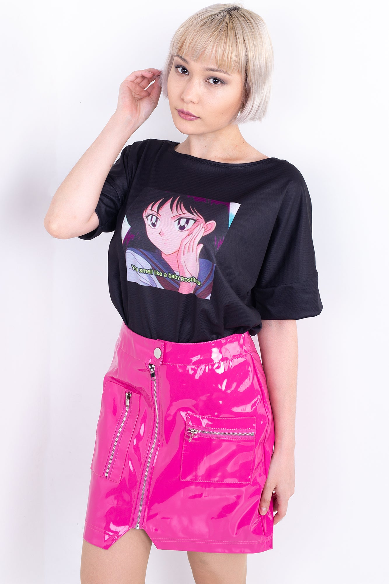Sailor Sassy Bitch Triple Threat Tee