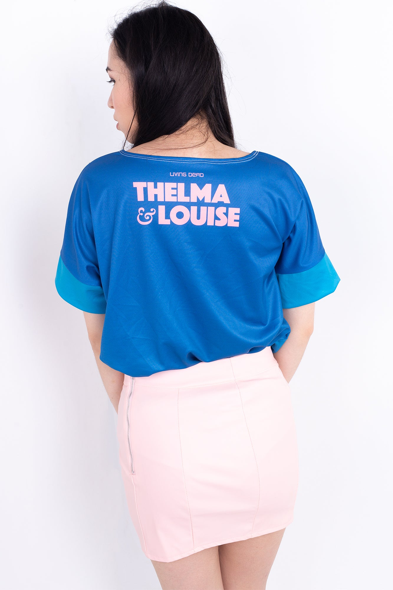 Thelma And Louise Triple Threat Tee