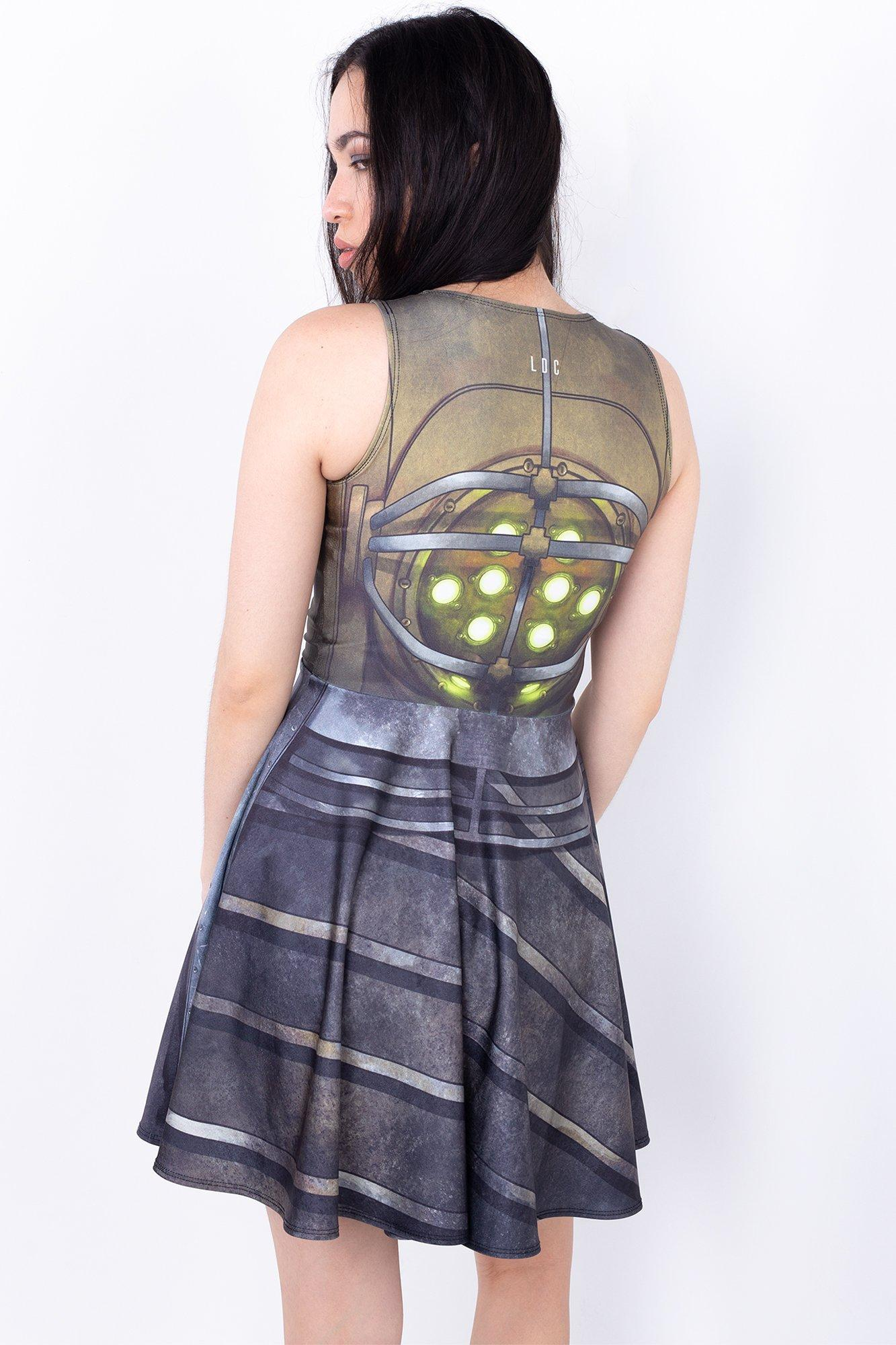 Big Daddy Cosplay Vogue Dress