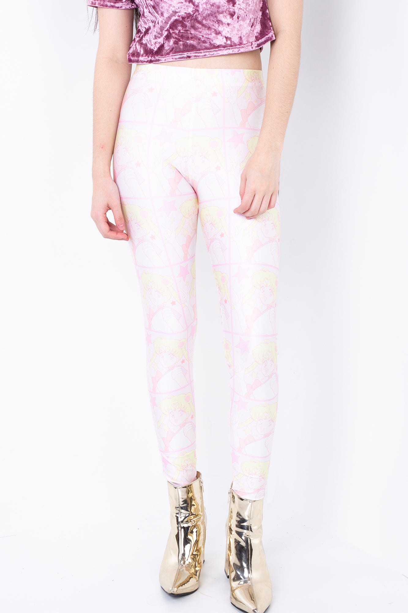 Tiled Moon Leggings
