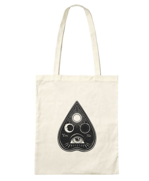 Get Out The Ouija Board Tote Bag -LIMITED