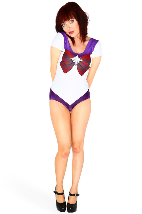 Sailor Saturn Bodysuit