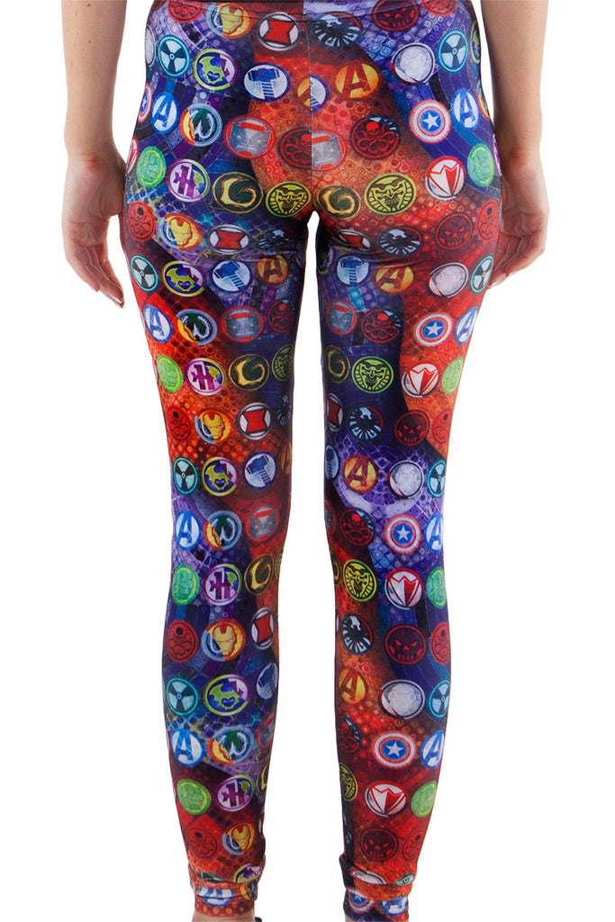 The Marvel Leggings