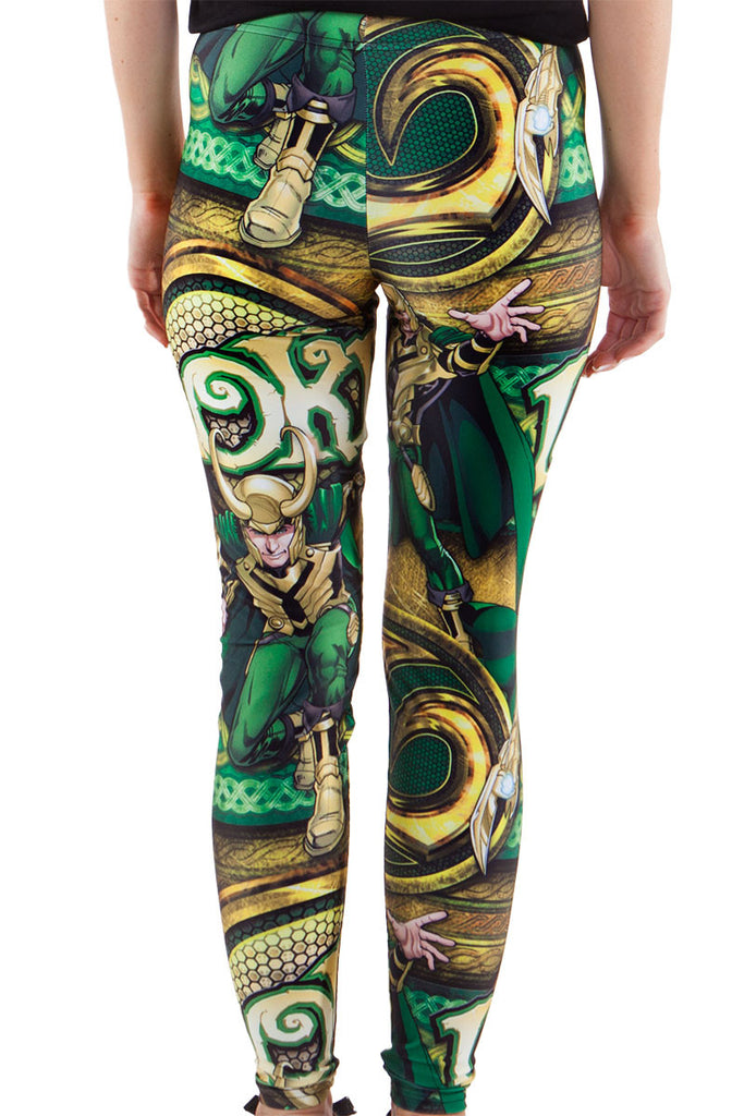 God Of Mischief Leggings