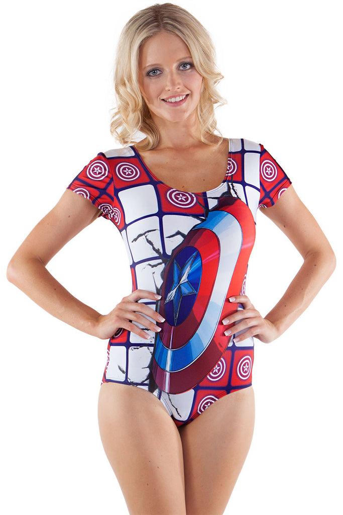 Shield of Justice Bodysuit