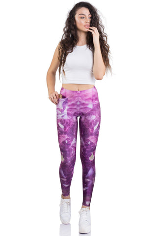 Are You Ready For This Jelly Leggings