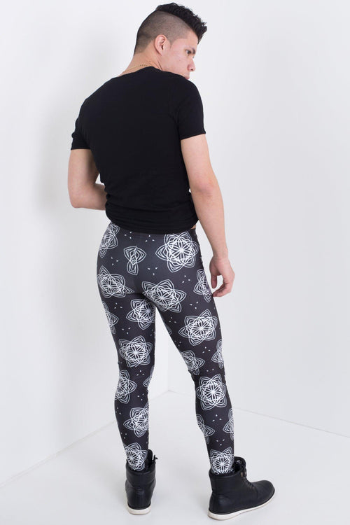 Around And Around Leggings