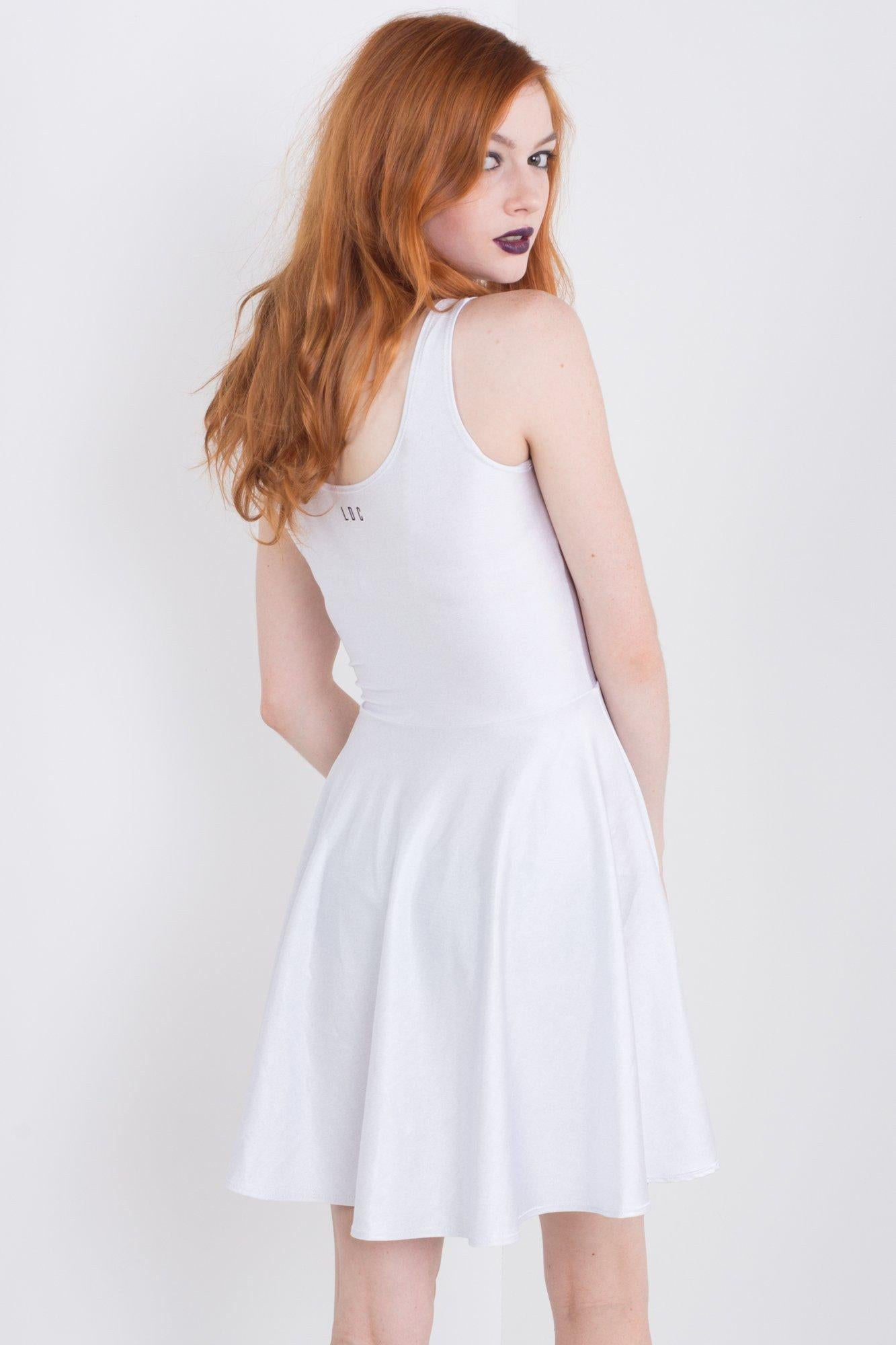 Artemis Moon Skater Dress