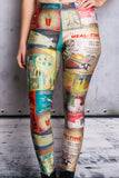 Rapture Advertisements Leggings