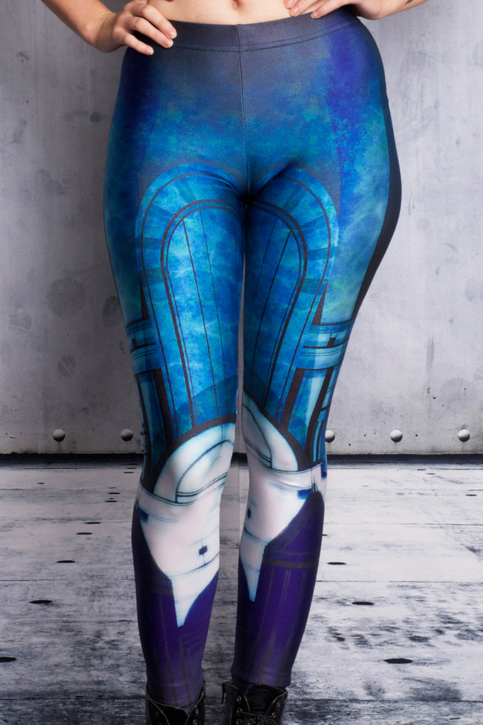 Welcome To Rapture Leggings