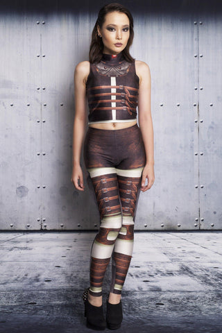 Bioshock Achievement Leggings