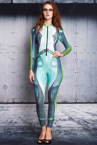 Cyborg Catsuit - MADE TO ORDER