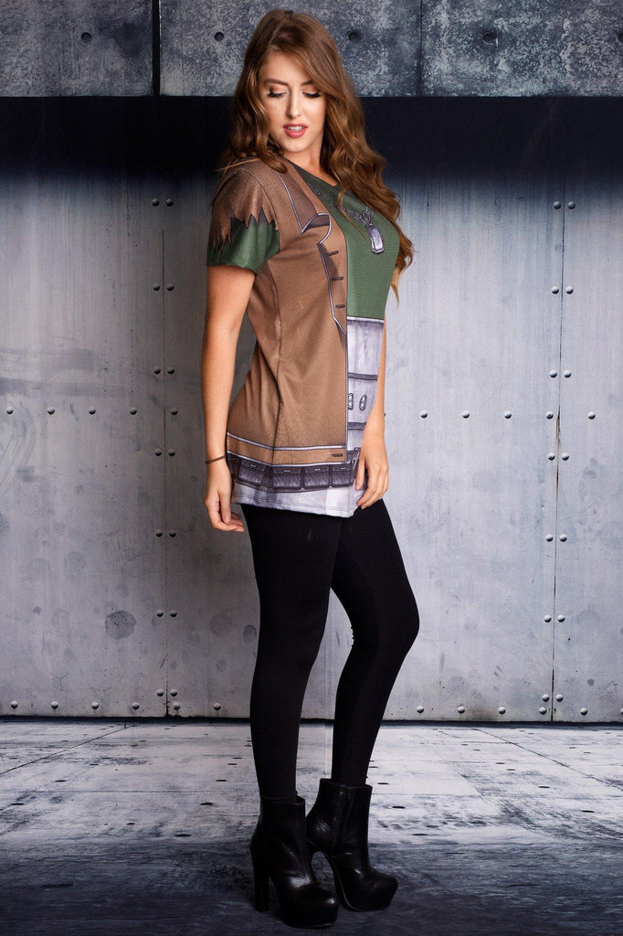Barret Cosplay Tee