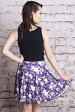 Bouquet Skater Skirt