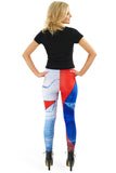 The Red White and Blue Leggings