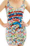 Love comics? Be proud. Be loud Bodycon