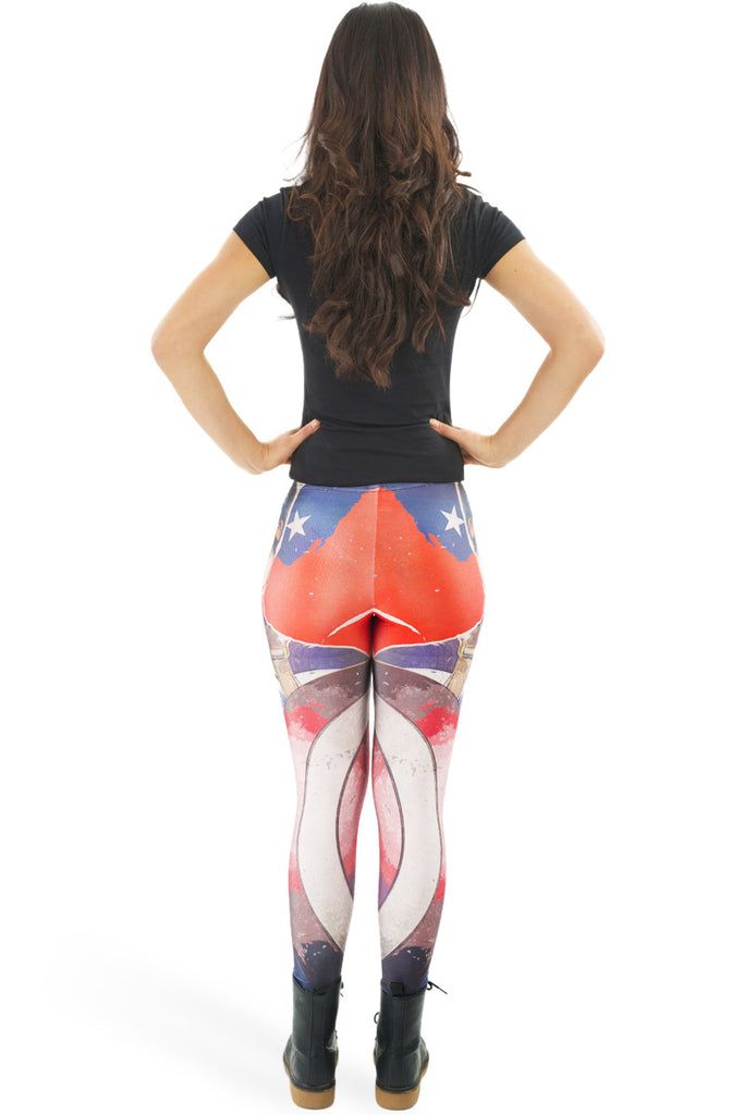 Save the World Leggings