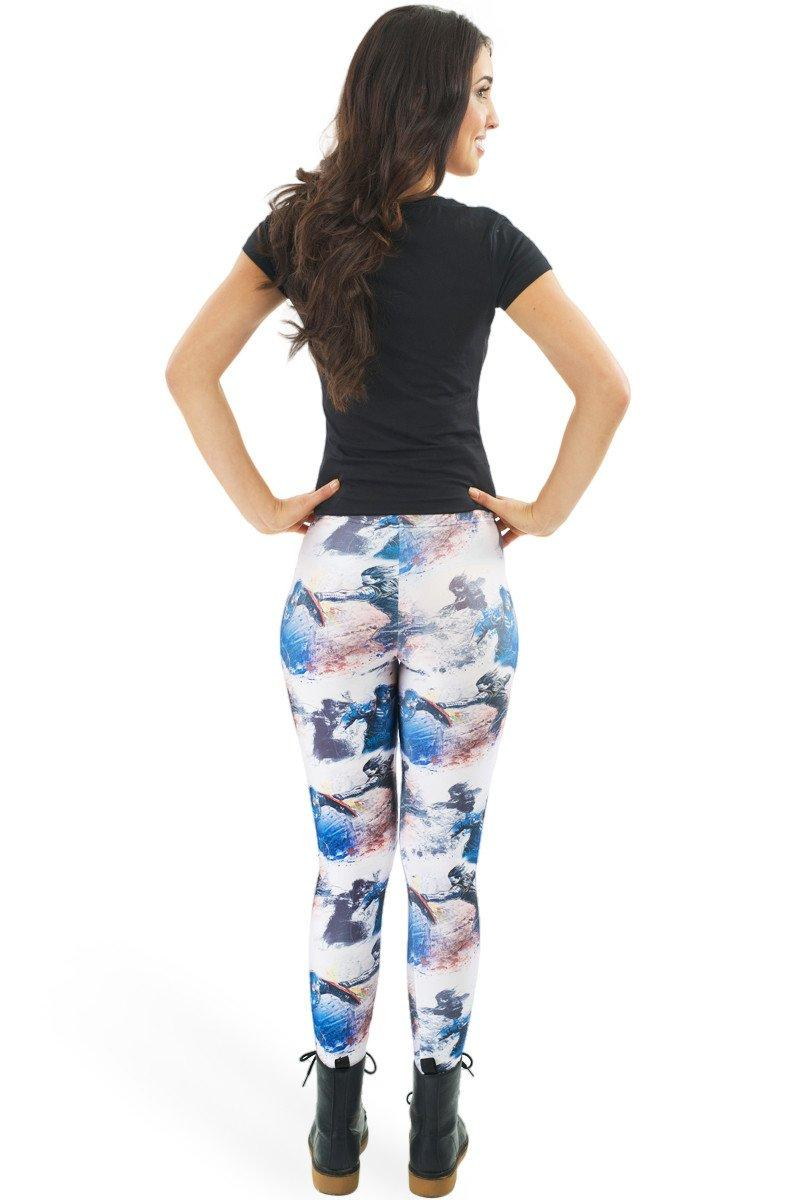 Fighting Bucky Leggings