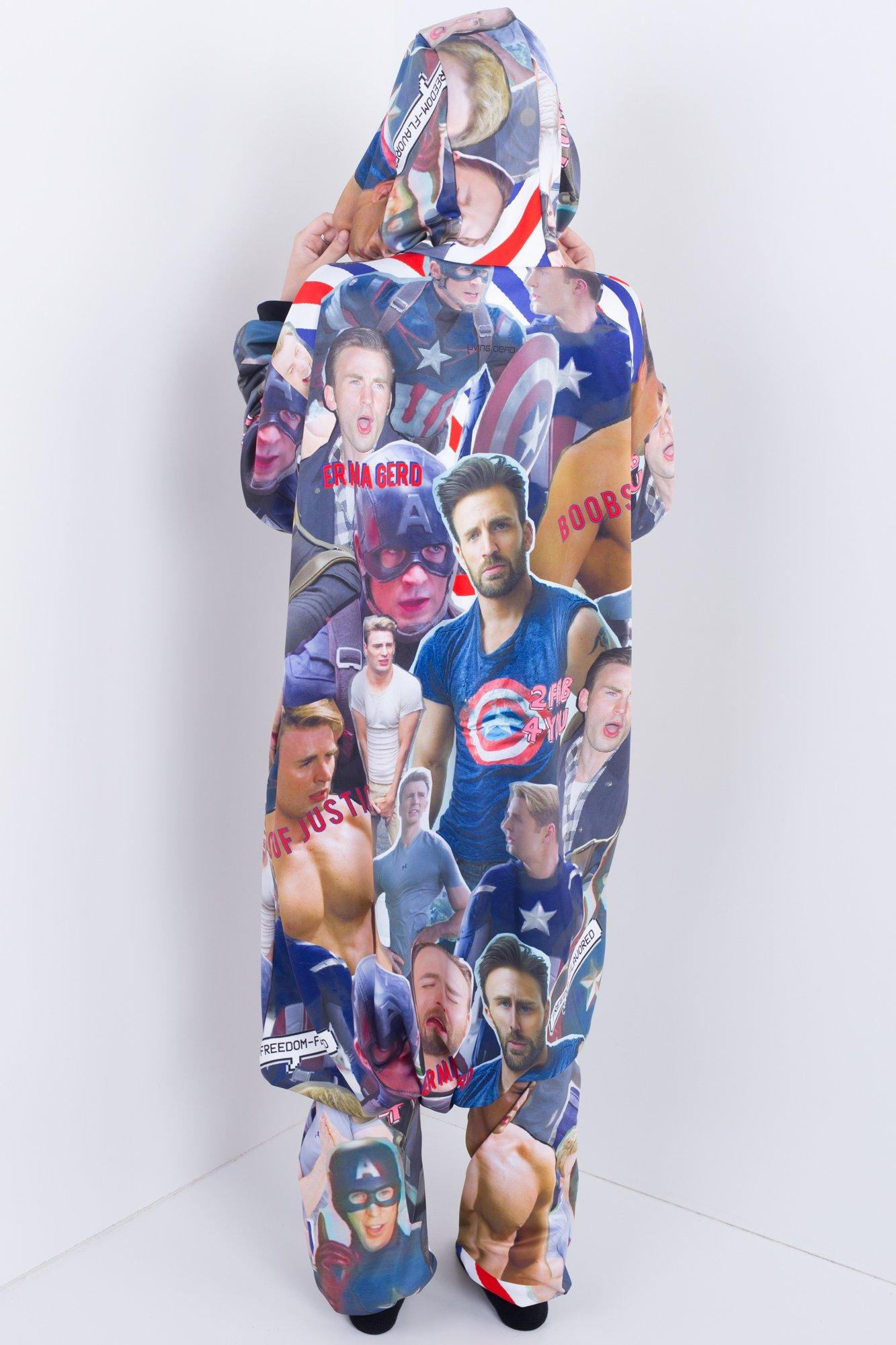 Chris Evans Love Onesie