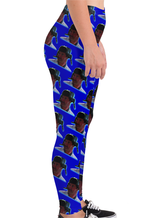 Cousin Eddie Leggings