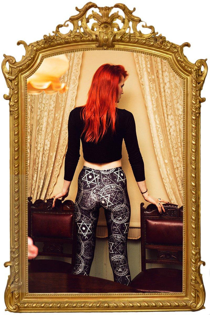 Crafty Leggings - LIMITED
