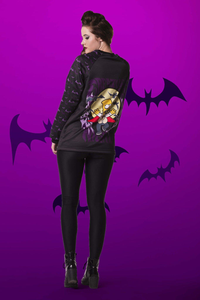 Creature Of The Night Sweater