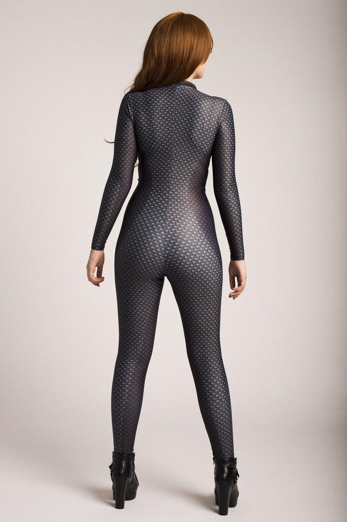 Carbon Catsuit - MADE TO ORDER