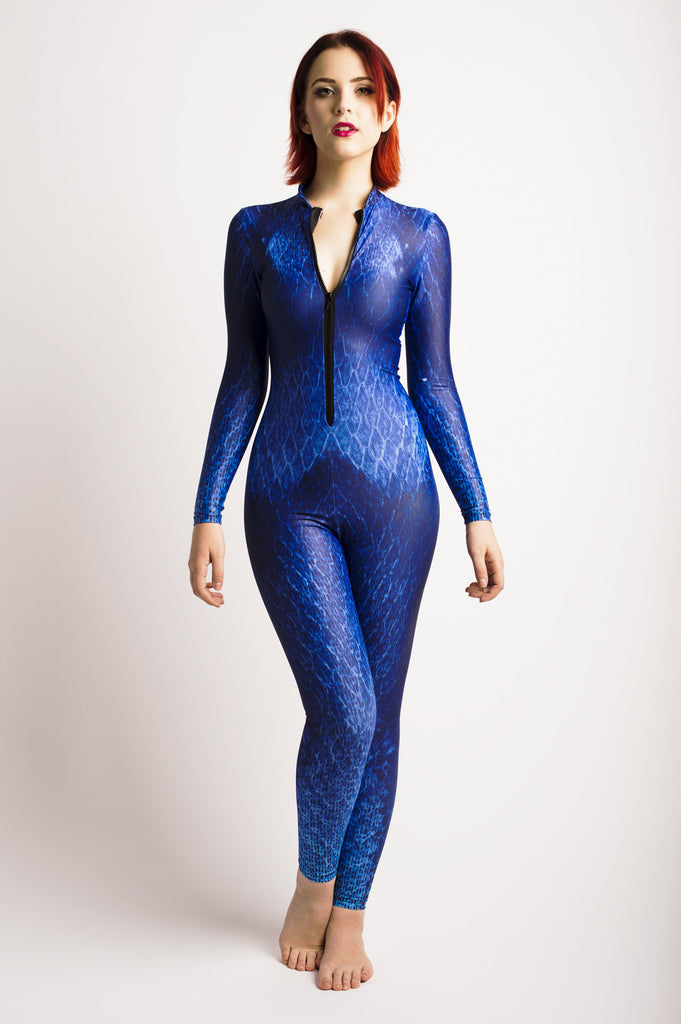 Reptile Catsuit - MADE TO ORDER