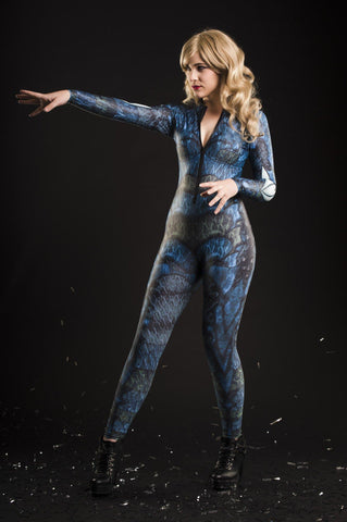 Vita Chamber Catsuit - MADE TO ORDER