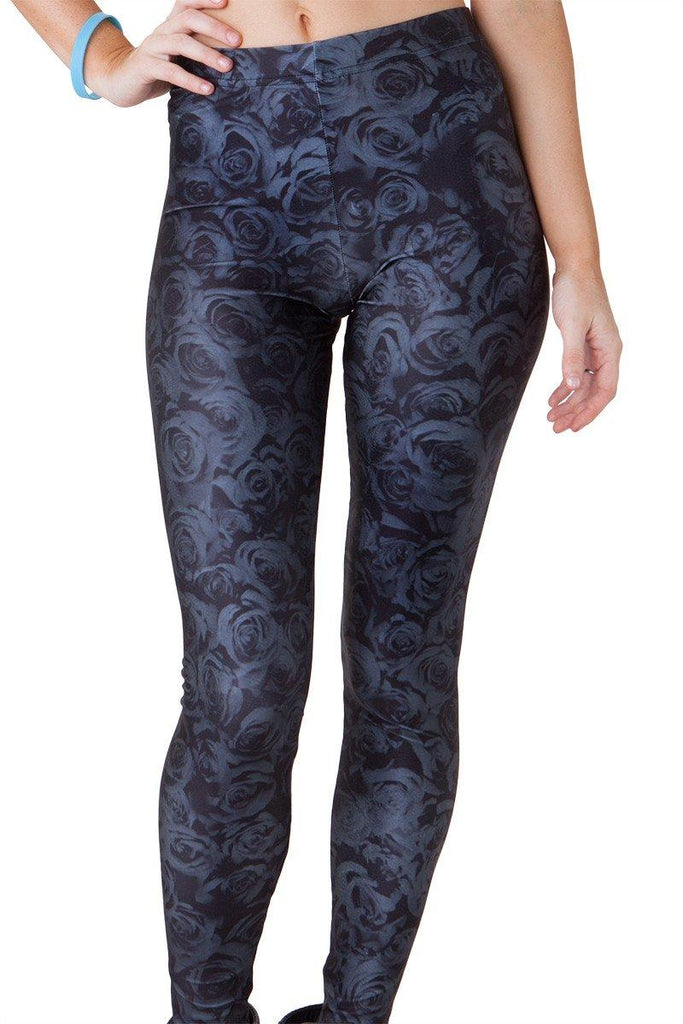 Dark Rose Leggings