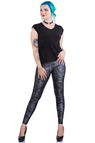 Double Dead Leggings