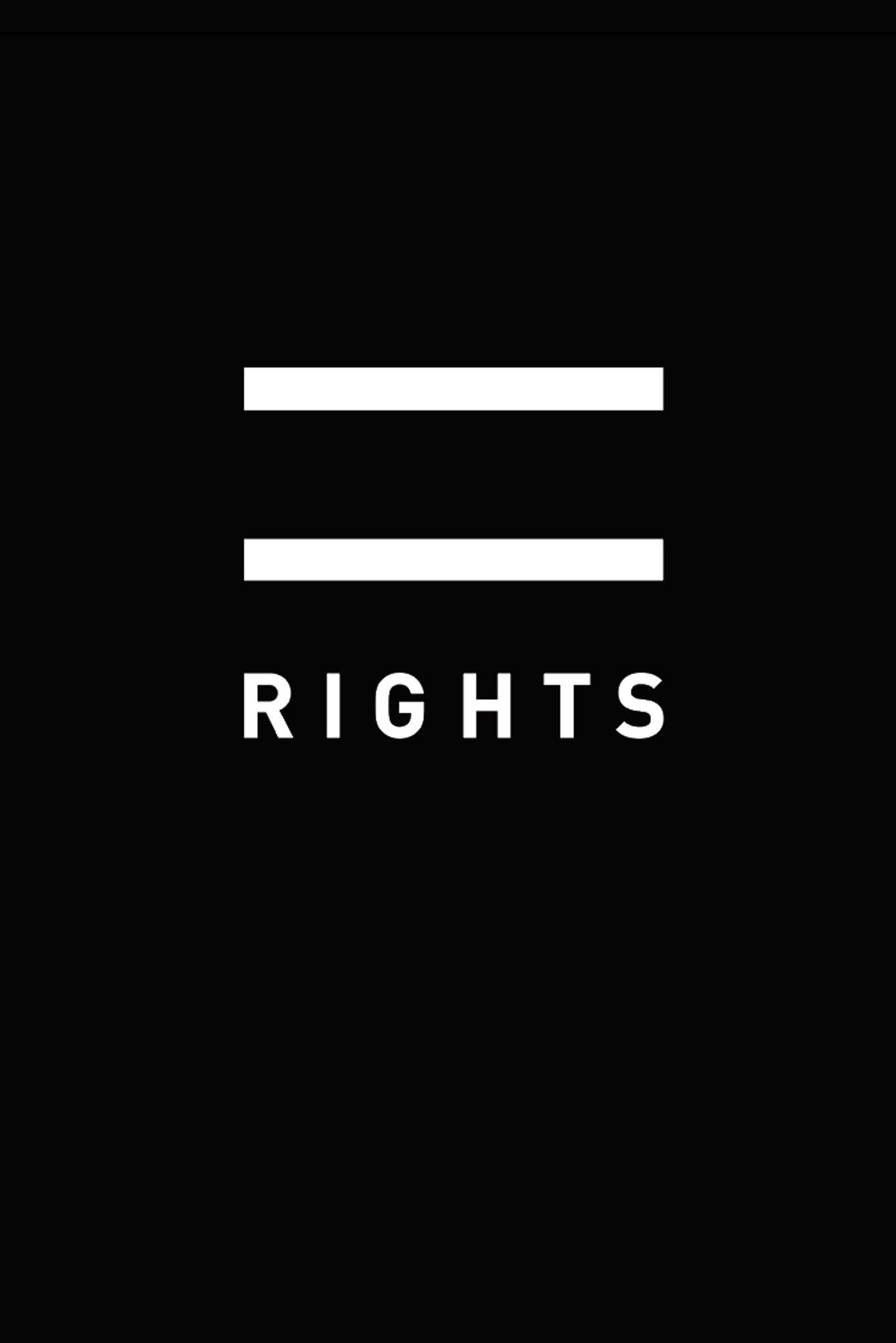Equal Rights Black Triple Threat Tee