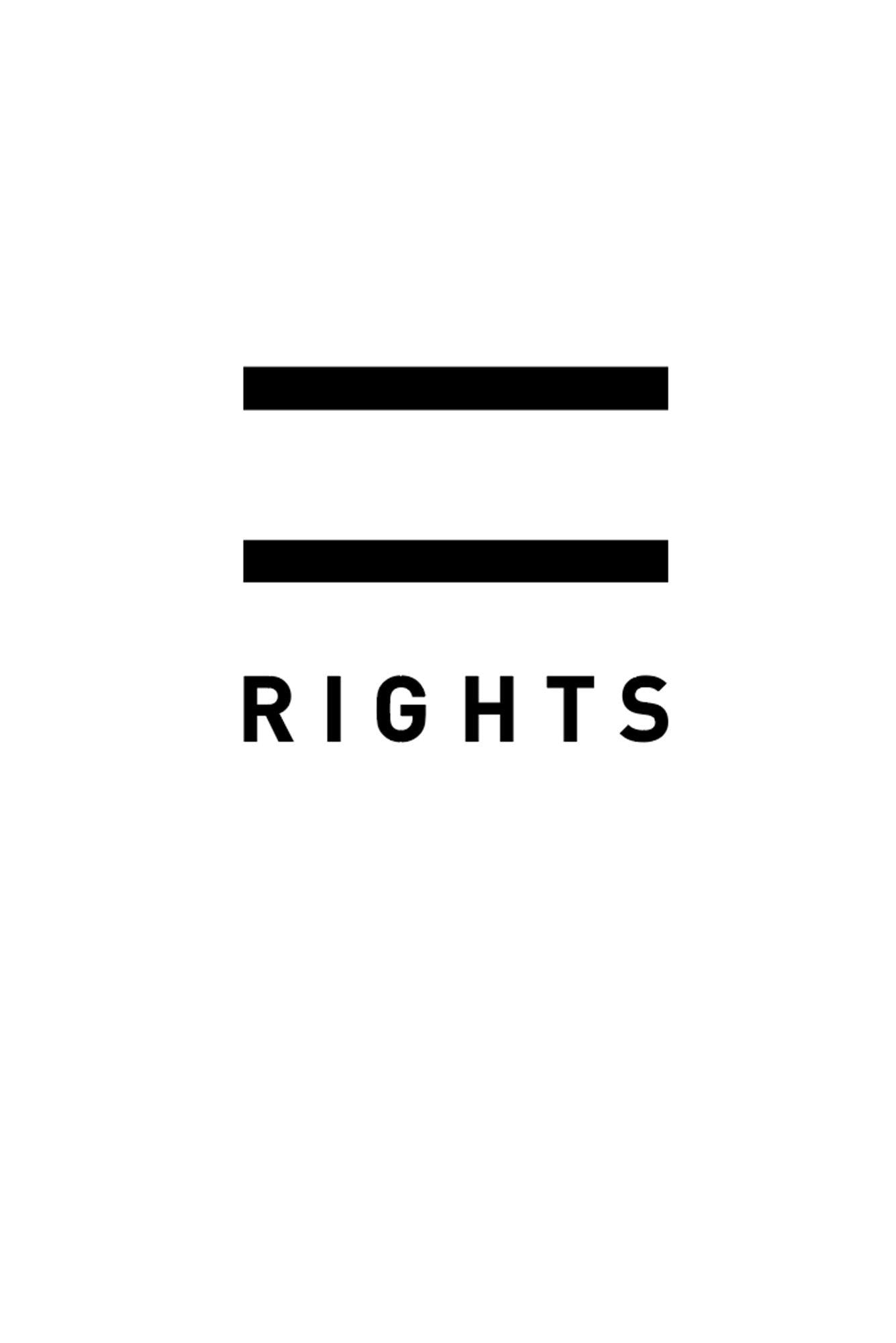 Equal Rights White Triple Threat Tee