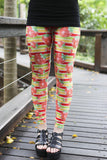 Fruity Oaty Time Leggings